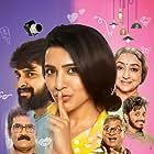 Lakshmi, Rajendra Prasad, Teja Sajja, Rao Ramesh, Samantha Akkineni, and Naga Shaurya in Oh Baby... (2019)