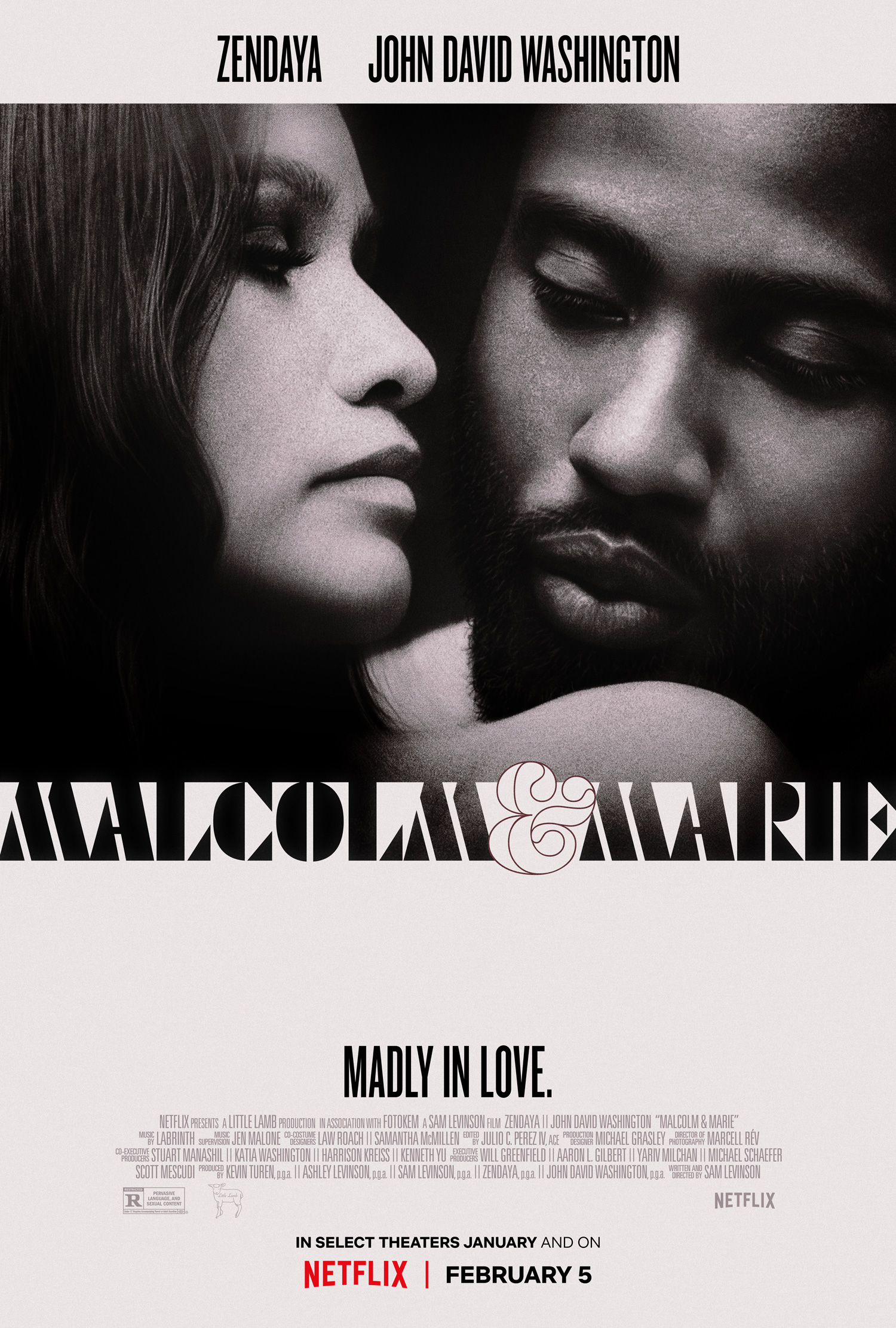 watch Malcolm & Marie on soap2day