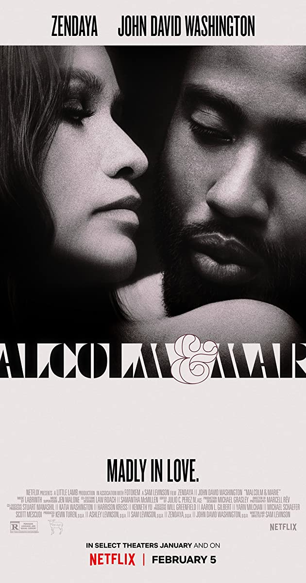 Free Download Malcolm & Marie Full Movie