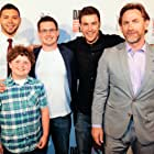 Tyler McElroy, Andrew Casanova, Jake Hulse, Robert Schorr, and Gavin Richards in Heroes Don't Come Home (2016)