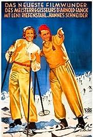Der weiße Rausch - Neue Wunder des Schneeschuhs Poster