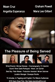 The Pleasure of Being Served Poster