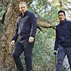 Gary Sinise and Daniel Henney in Criminal Minds: Beyond Borders (2016)