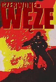 Czerwone weze Poster