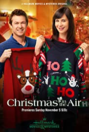 Christmas in the Air Poster