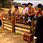 Harry Dean Stanton, Frederic Golchan, Rick Guillory, Michael Horse, Jack Nance, and Tracey Walter in Les Français vus par (1988)