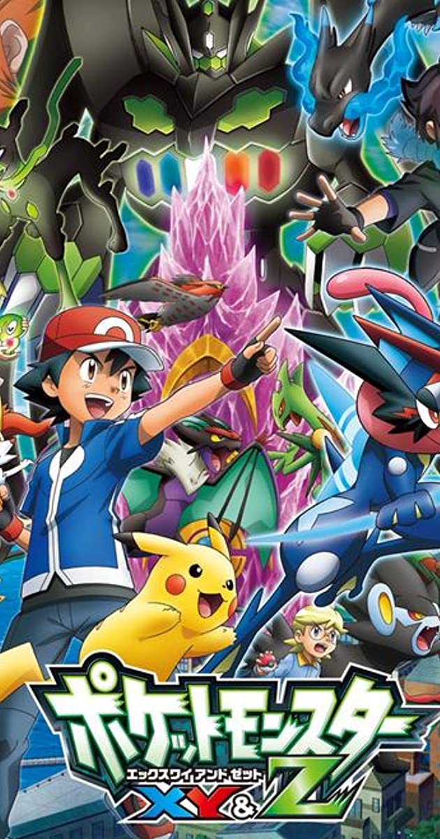 Pokemon The Legend Of Xyz Tv Episode 2016 Imdb