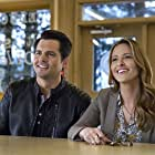 Kristoffer Polaha and Jill Wagner in Mystery 101 (2019)