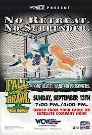 WCW/NWO Fall Brawl: War Games Poster