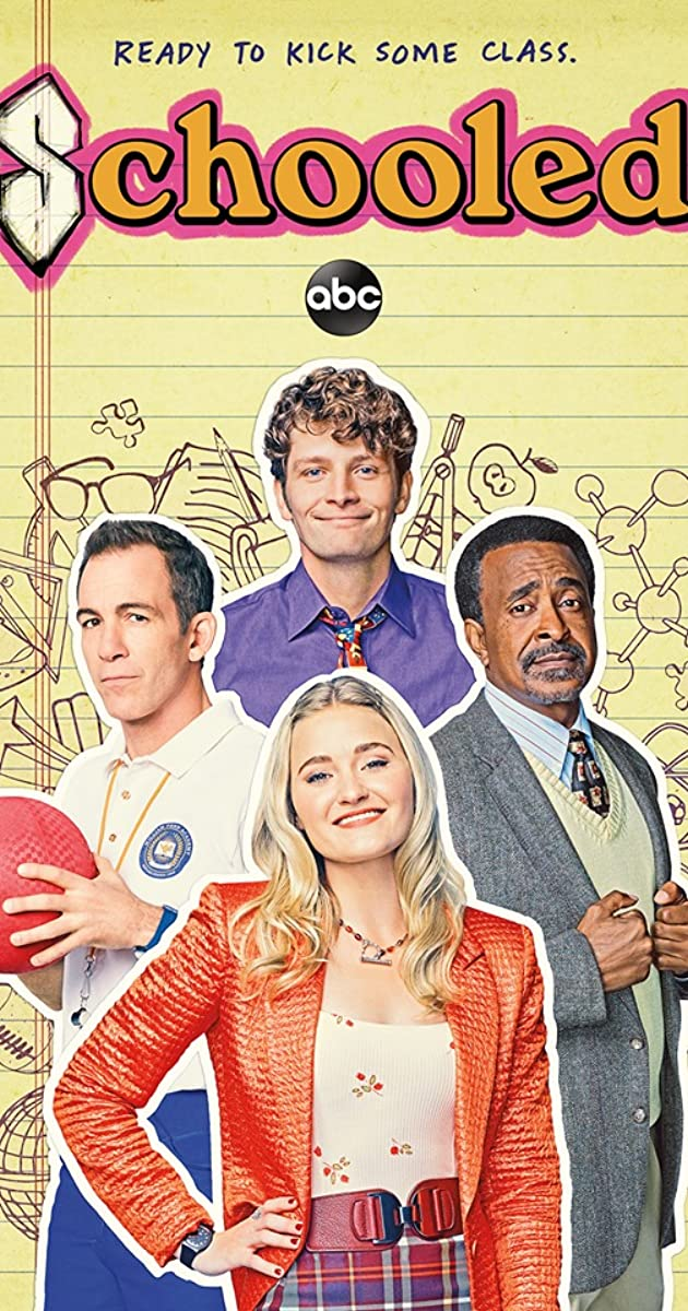 Download Schooled or watch streaming online complete episodes of  Season 2 in HD 720p 1080p using torrent
