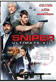 Tom Berenger, Billy Zane, Chad Michael Collins, and Danay Garcia in Sniper: Ultimate Kill (2017)