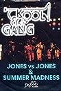 Kool & the Gang: Jones Vs. Jones (1981) Poster