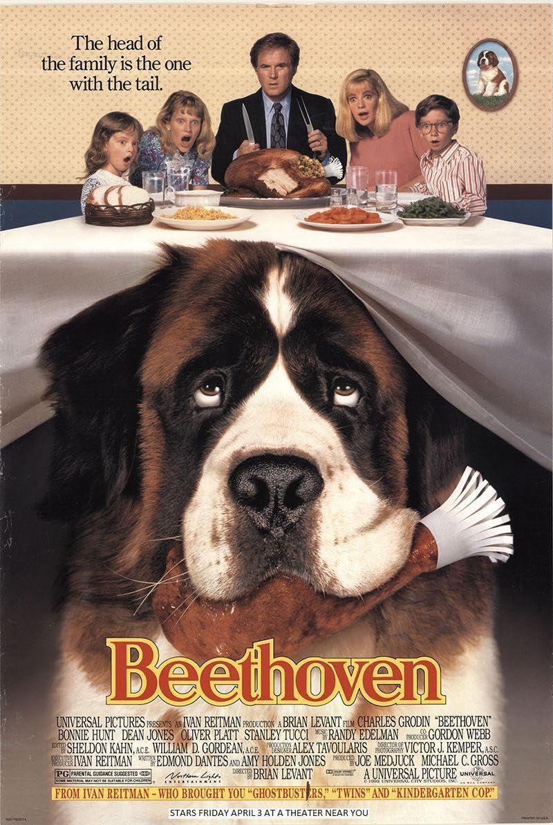 我家也有貝多芬   awwrated   你的 Netflix 避雷好幫手!