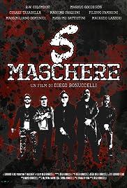 5 Masks Poster