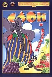 Slon i muravey Poster