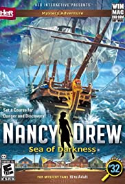 Nancy Drew: Sea of Darkness Poster