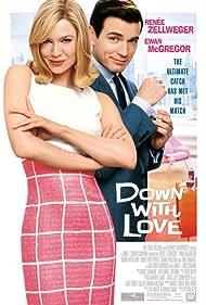Ewan McGregor and Renée Zellweger in Down with Love (2003)