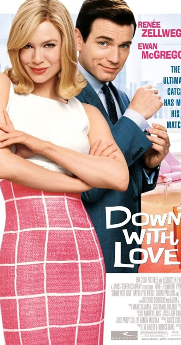 Subtitle of Down with Love