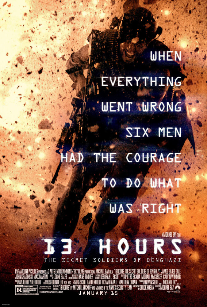 Watch 13 Hours (2016) Full Movies HD Online For Free | 24 Movies.co