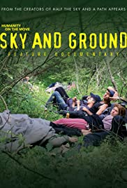 Sky and Ground Poster