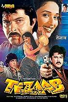 Tezaab (1988) Poster