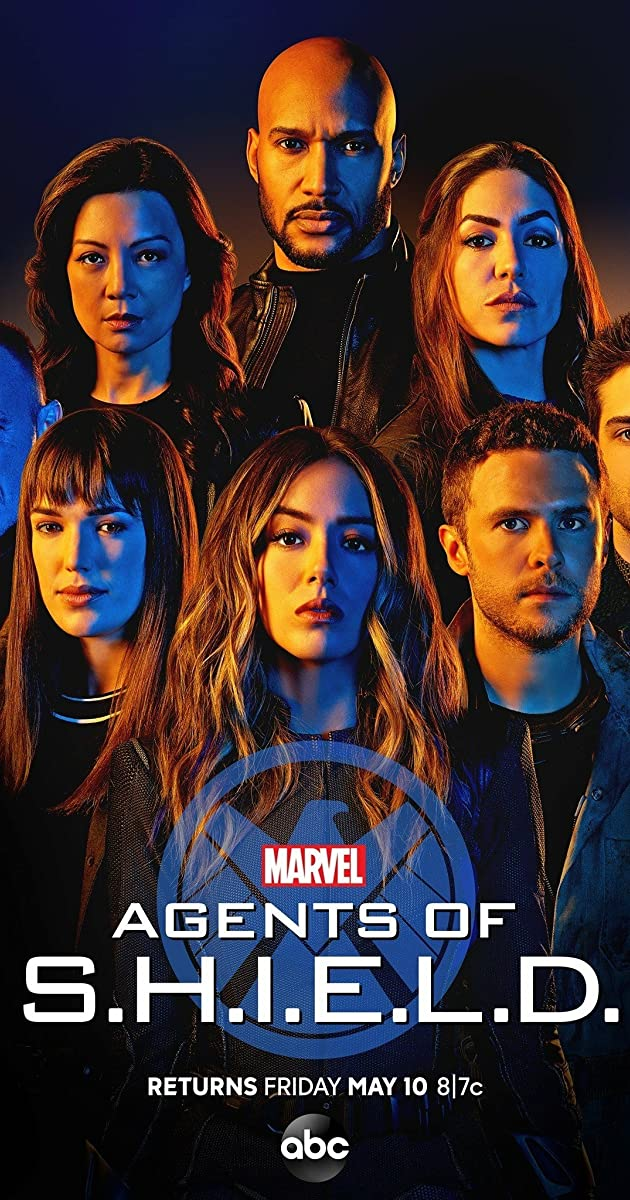 Agents of S H I E L D  (TV Series 2013– ) - IMDb