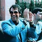 Timothy Dalton and David Morrissey in Framed (1992)