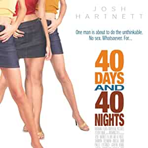 40 Days And 40 Nights 2002 Dual Audio Hindi 480p BluRay