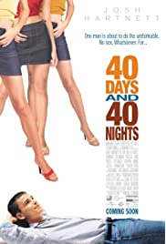Download 40 Days and 40 Nights (2002) Movie