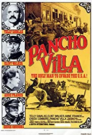 Pancho Villa (1972) Poster - Movie Forum, Cast, Reviews