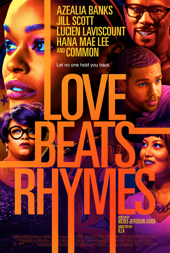 Hana Mae Lee in Love Beats Rhymes (2017)