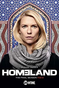 Claire Danes and Mark Seliger in Homeland (2011)