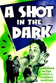 A Shot in the Dark Poster