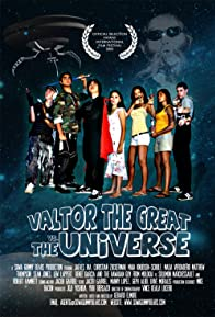 Primary photo for Valtor the Great vs. the Universe