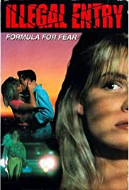 Illegal Entry: Formula for Fear Poster