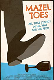 Mazel Toes Poster