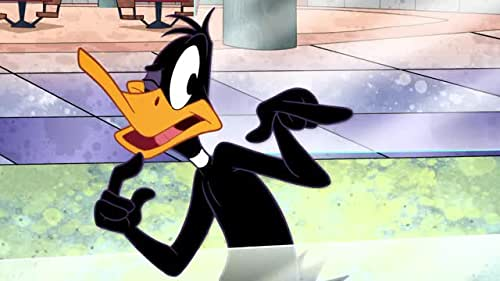 The Looney Tunes Show: Peel Of Fortune