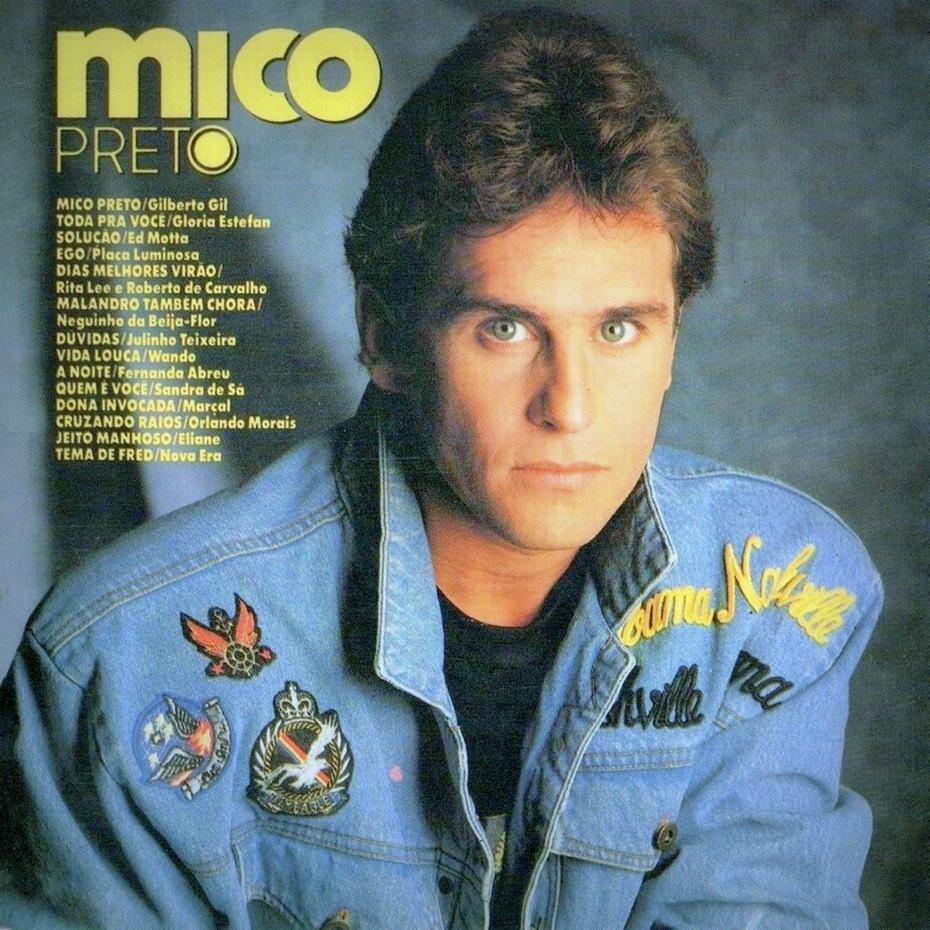 Marcos Frota in Mico Preto (1990)