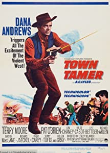 Full free download latest hollywood movies unlimited Town Tamer by Ray Milland [480x320]