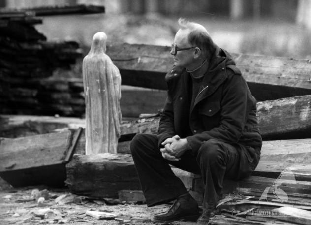 Andrzej Trzos-Rastawiecki in ... gdziekolwiek jestes, panie prezydencie... (1978)