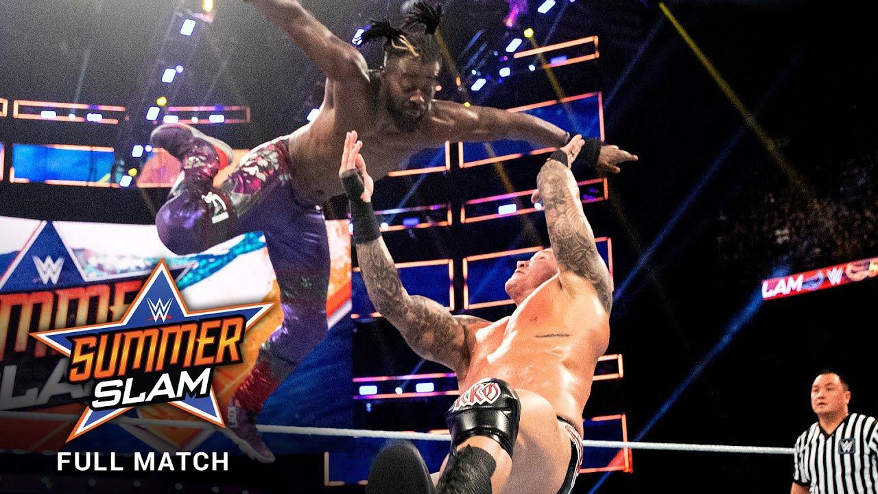 Randy Orton and Kofi Kingston in WWE: SummerSlam (2019)