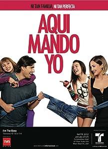 Mira la película 2016 Aquí Mando Yo: Sin metástasis by Daniella Castagno  [HDR] [1080p]