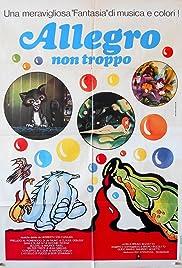 Allegro non troppo Poster