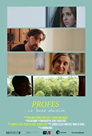 Profes, la buena educación Poster