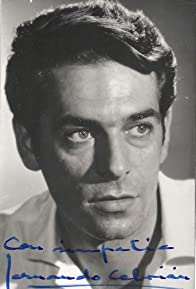 Primary photo for Fernando Cebrián