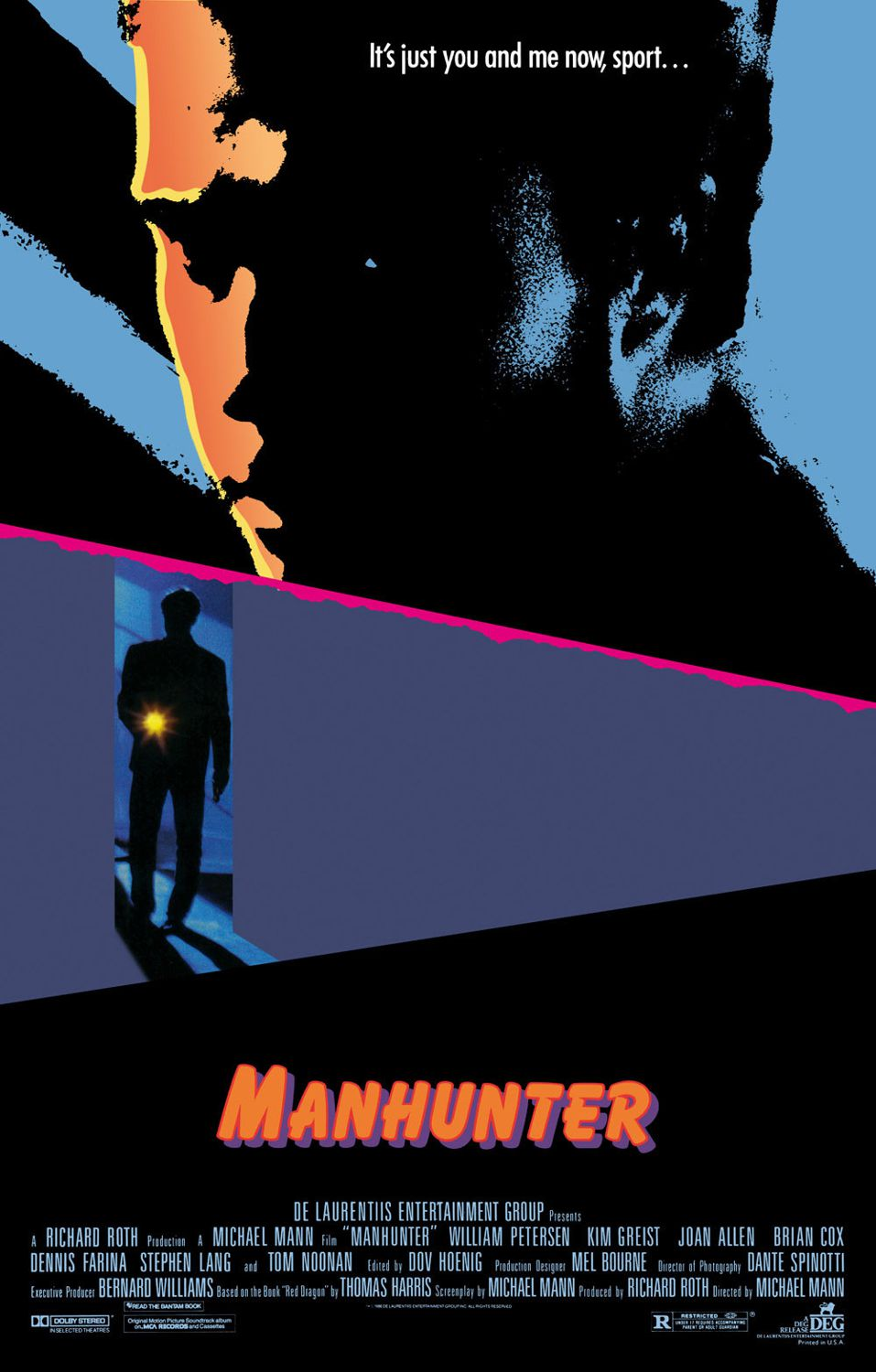 Manhunter (1986) BluRay 480p, 720p & 1080p