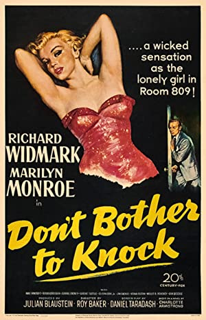 Where to stream Don't Bother to Knock