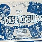 Margaret Morris and Conway Tearle in Desert Guns (1936)