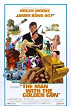 The Man with the Golden Gun (1974) Poster