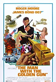 The Man with the Golden Gun (1974) Poster - Movie Forum, Cast, Reviews